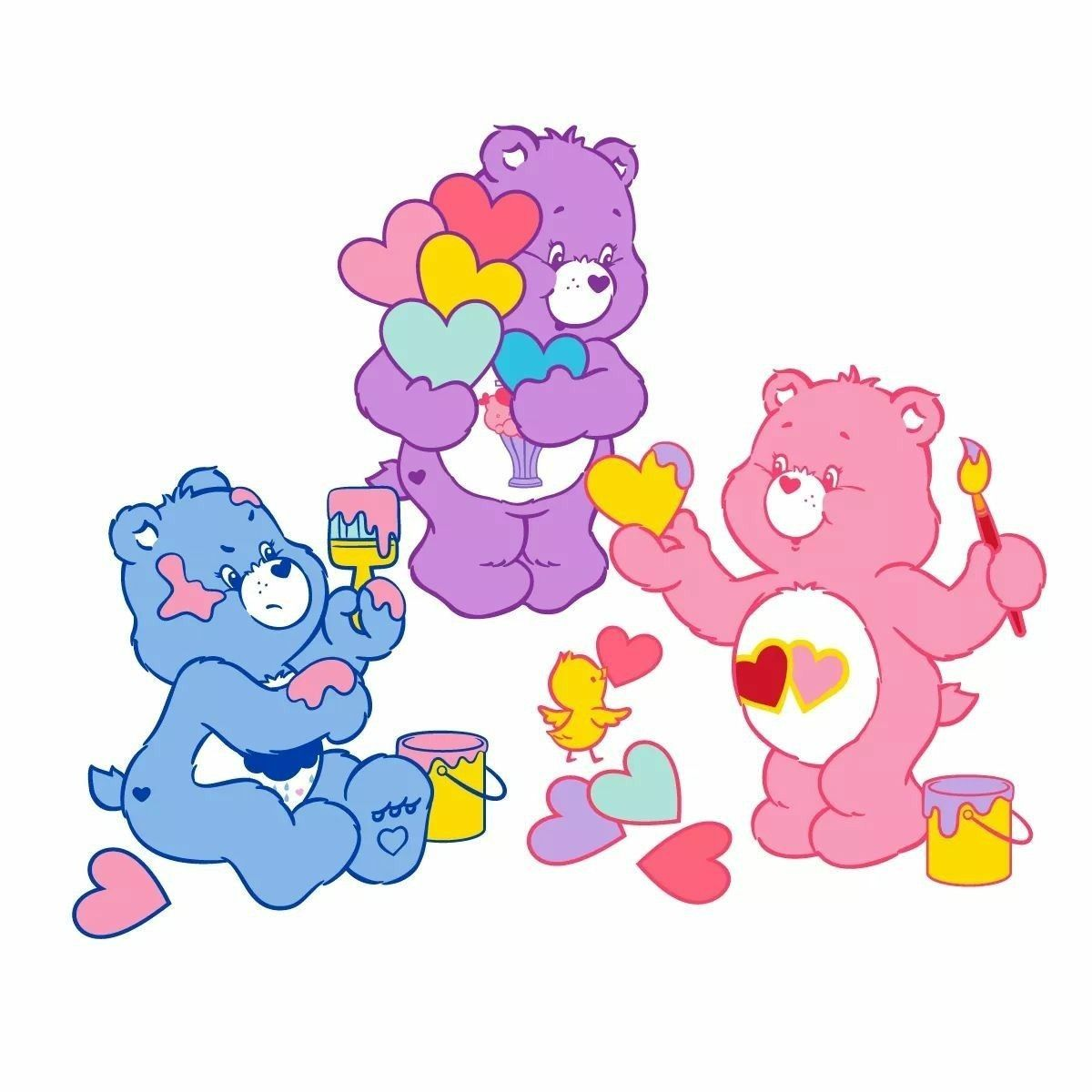 Pin By Queensociety On Carebears