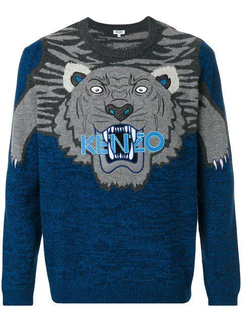 a066e05e4  kenzo  cloth   Wool Sweaters