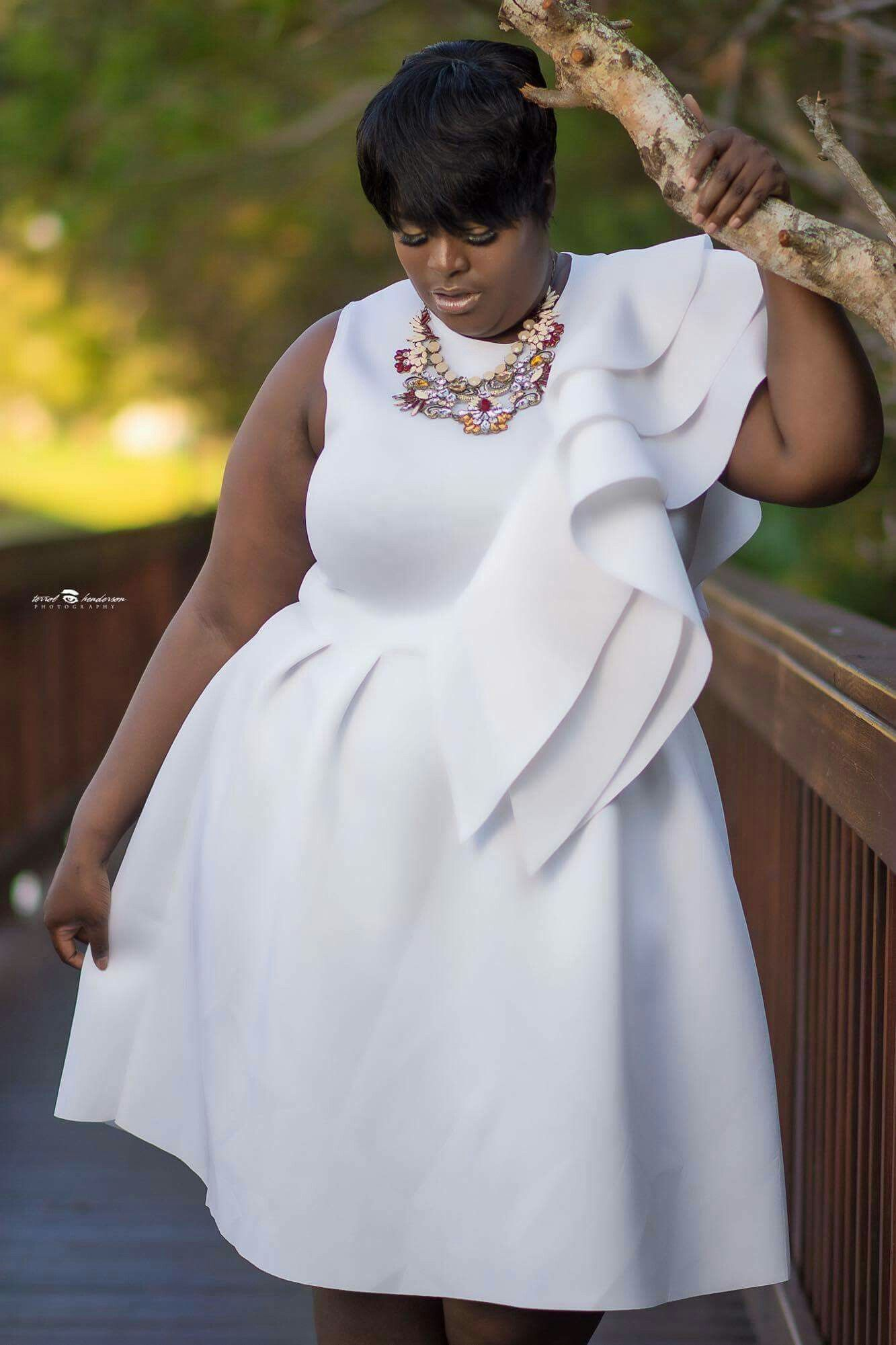 Bridal Plus | Plus size fashion, Curvy girl fashion, Plus ...