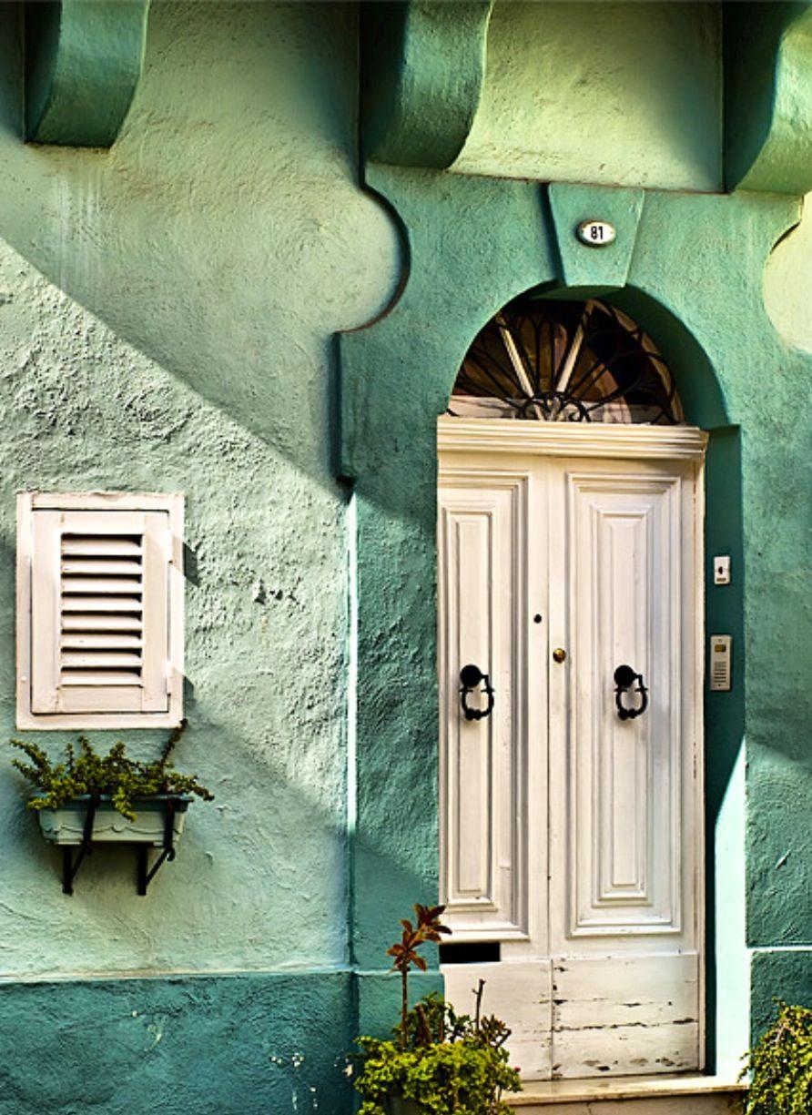 Malta │ #VisitMalta visitmalta.com This color combo is sublime ^^