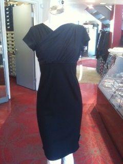 Dina Crossover Dress from Susana Monaco