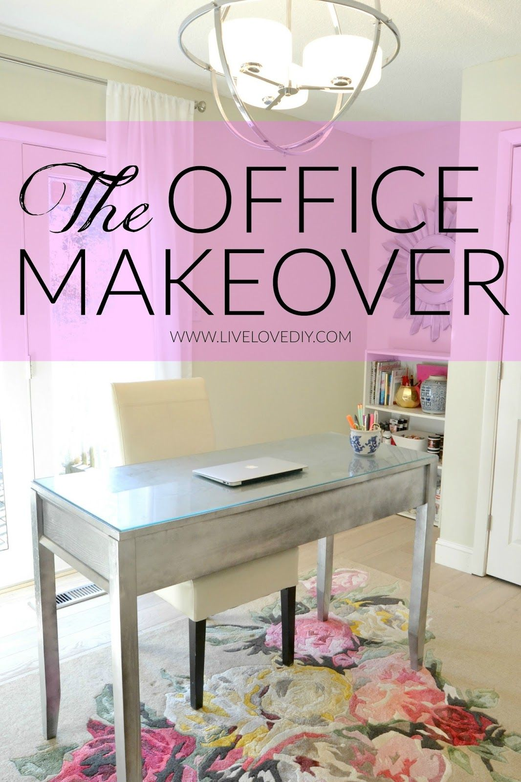 Incroyable Home Office Decorating Ideas: My Latest Office Makeover!