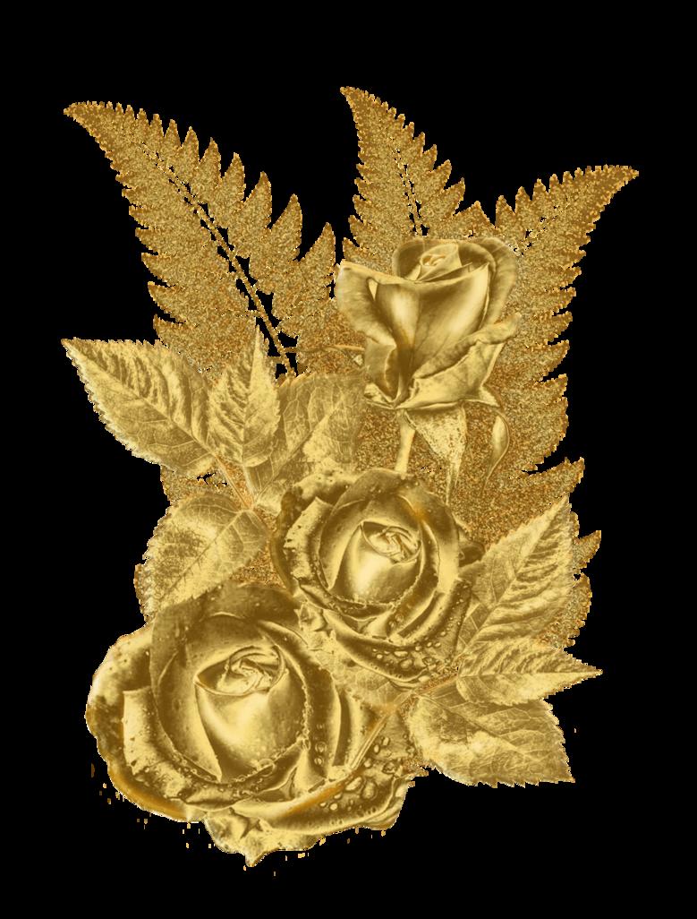 Golden Flower By Roula33 On DeviantArt