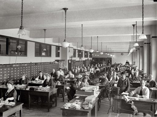The Office 1923 This Also Inspired My Newsroom Great Picture
