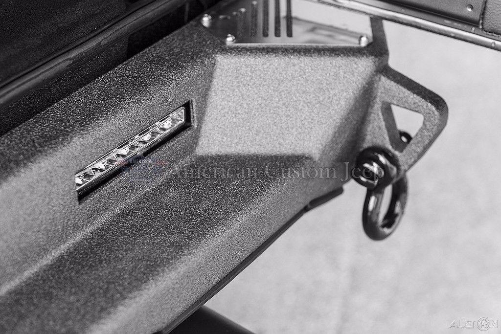 2017 Jeep Wrangler Custom Unlimited Sport Utility 4Door