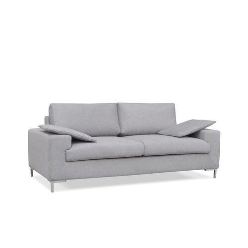 3 Sitzer Sofa Haarlem Modernmoments Polsterfarbe Grau In 2020 3 Sitzer Sofa Sofa Schonbezug