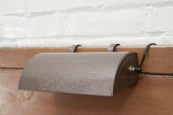 Vintage Headboard Lamp