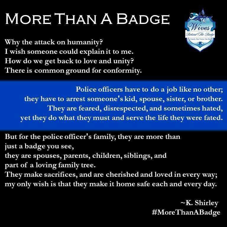 Dedicated To All The Good Officers Out There Really Trying To Make A Difference And My Dear Friends In Law Enforcement I Love Dea Police Officer Unity Officer
