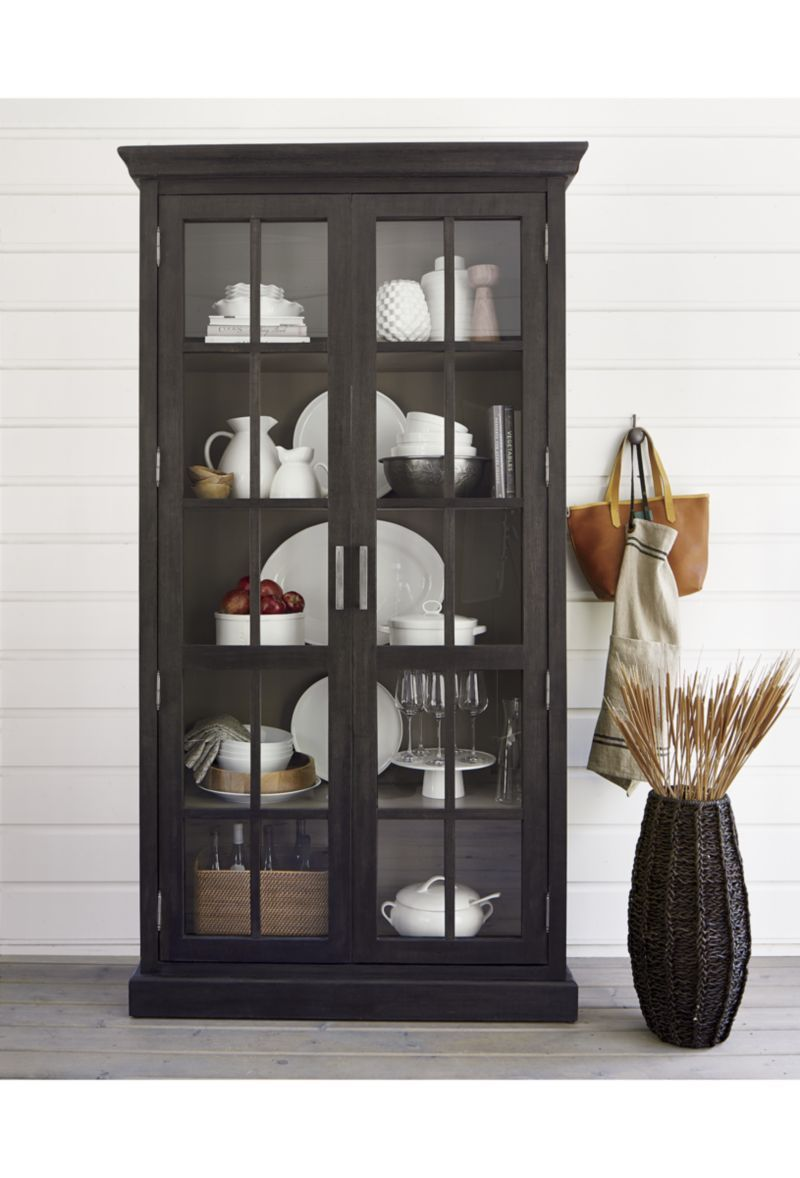 Crockery Cabinet | Crate and Barrel | NEW HOME IDEAS ...