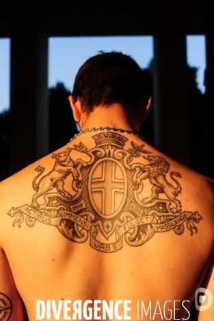 Marseille Dans La Peau Olympique De Marseille Marseille Tattoos