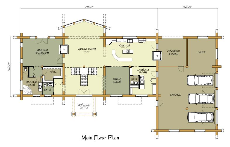House Plan Contemporary Earth Sheltered S Retro Plan With