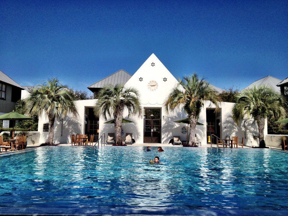 Rosemary Beach Fl Coquina Pool
