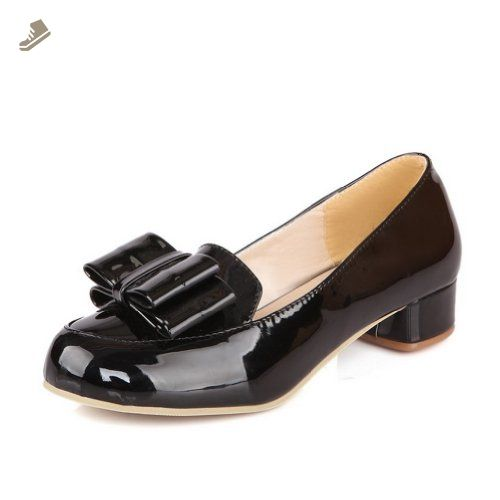 Pieces Solid Leather Sandals Women black