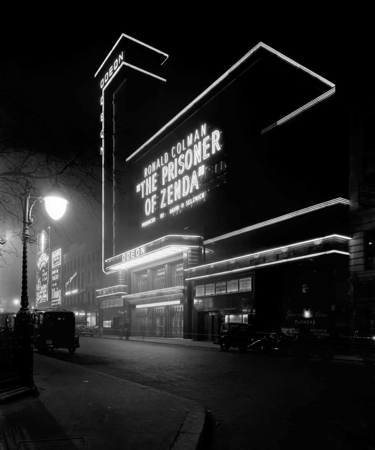 Closing credits the battle to save 1930s odeon cinemas