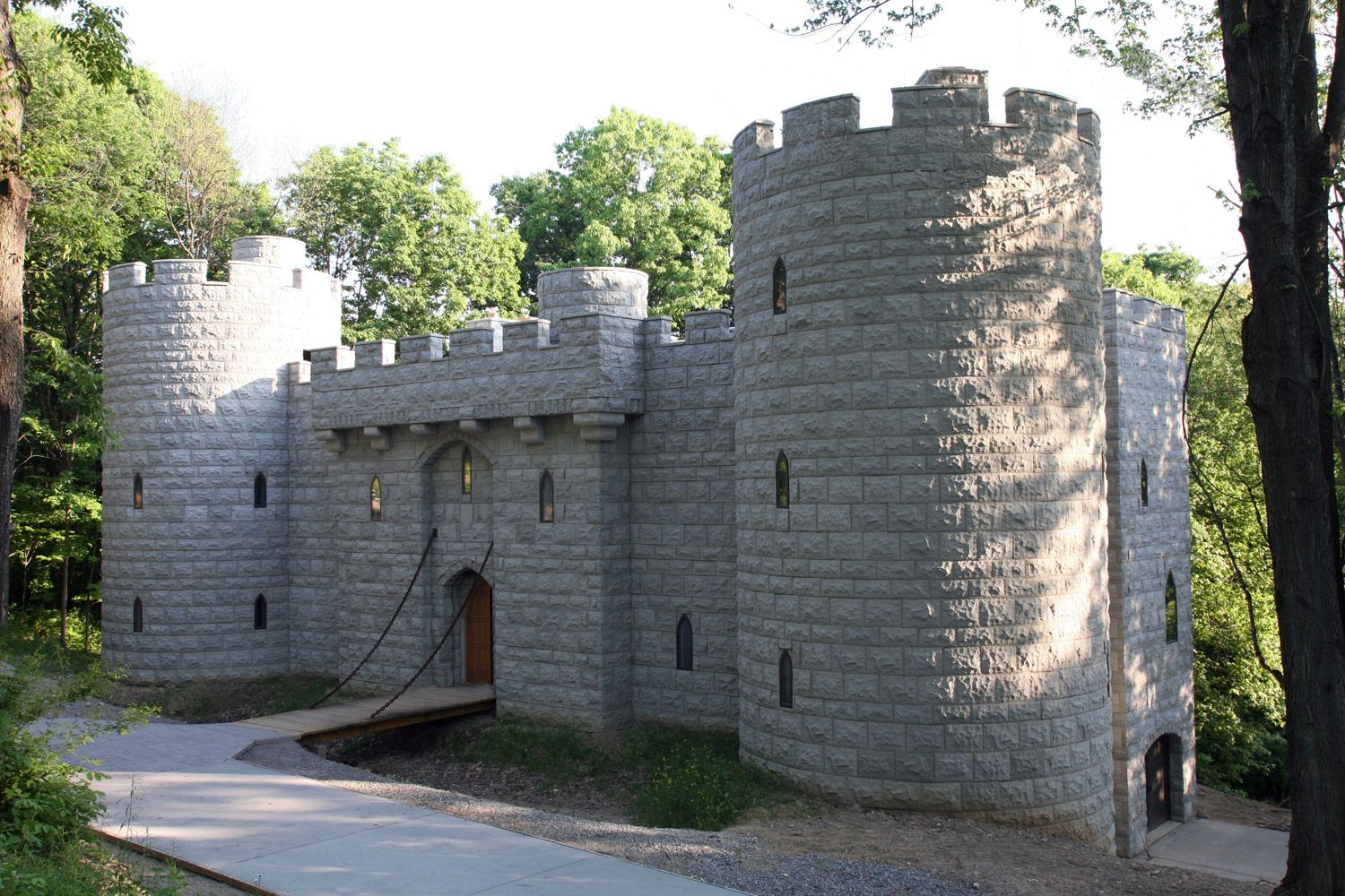 Ever Dreamed Of Living In A Castle Four Families Are