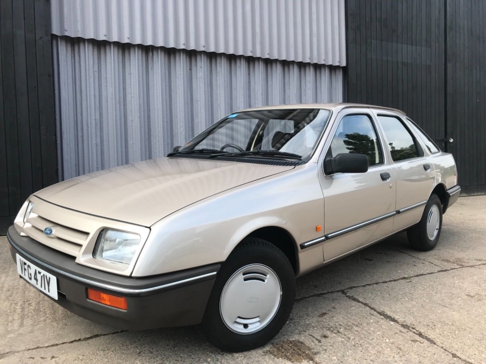 1983 Ford Sierra 2 0gl 53 000miles Time Warp Condition Simply