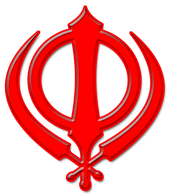Sikhism Symbol Khanda Cover Page Pinterest Symbols Cover