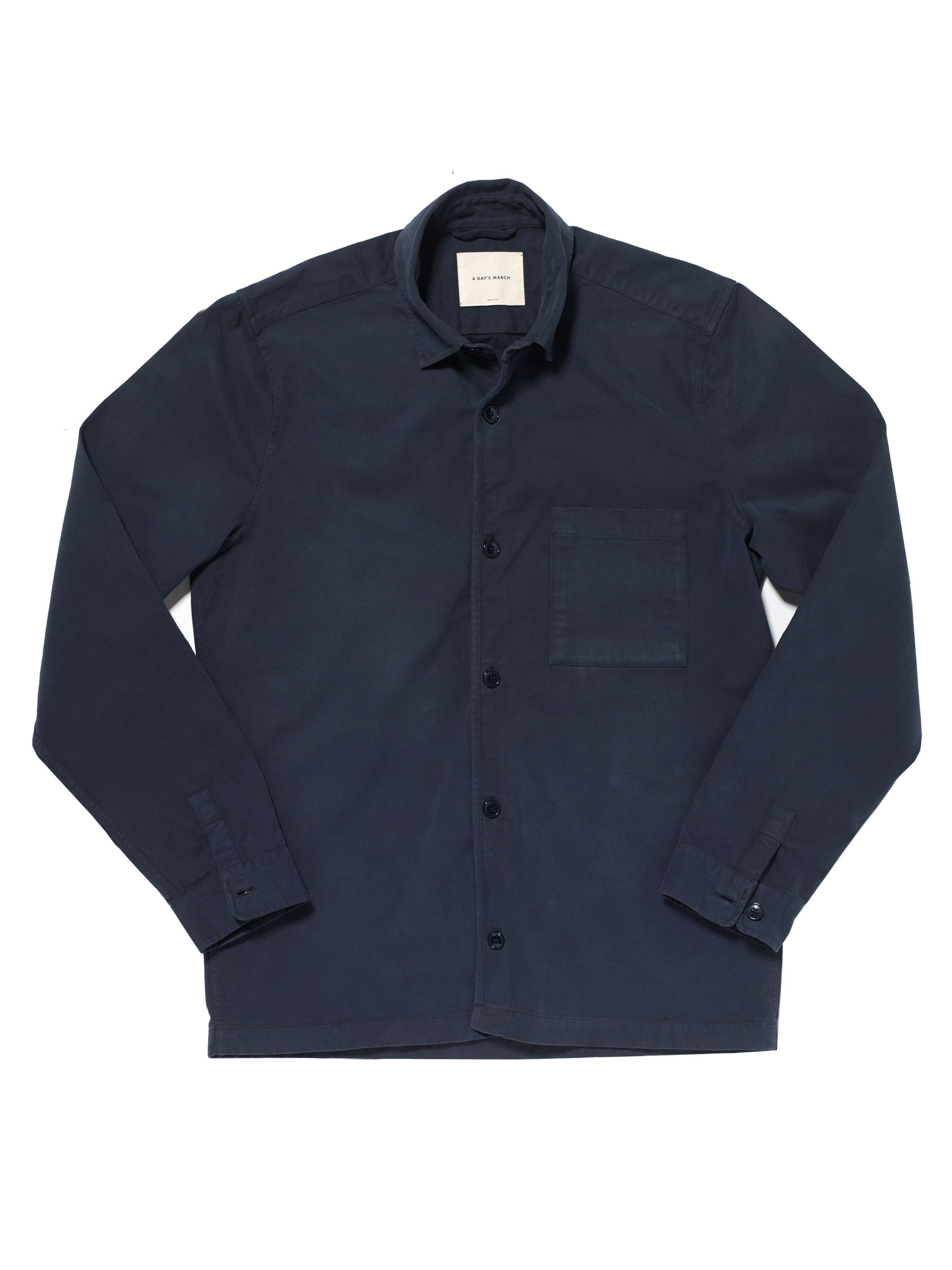091ad533 OVERSHIRT « A Day's March | Clothing - Jackets | A days march ...