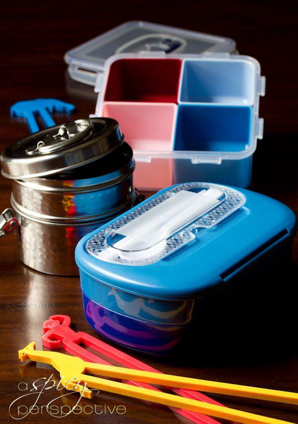 Bento Boxes for Kids | ASpicyPerspective.com