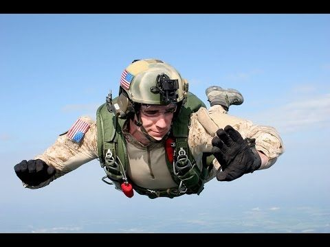 GO PRO FOOTAGE US Military Paratroopers Training Exercise videos
