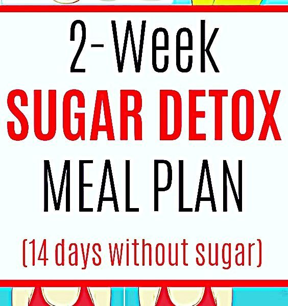 2-Week Sugar Detox #sugardetoxplan