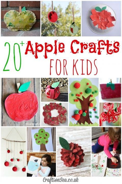 Exceptional Harvest Craft Ideas For Kids Part - 14: Apple Crafts For Kids. Harvest CraftsHarvest ActivitiesCraft ...