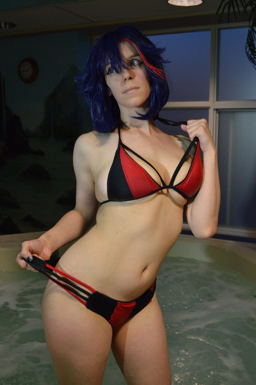 cosplay nude matoi Ryuko