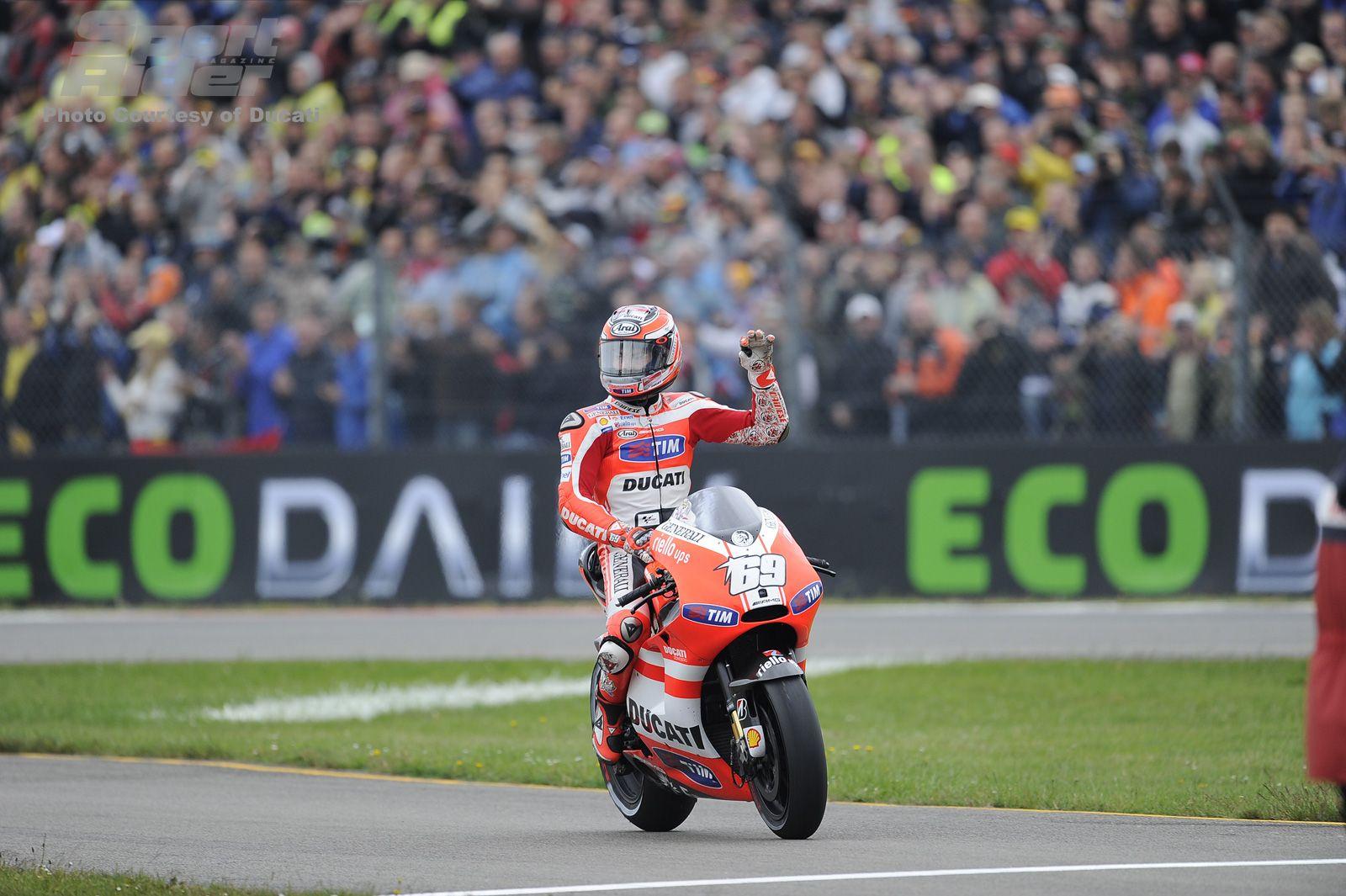 2011 MotoGP Assen TT