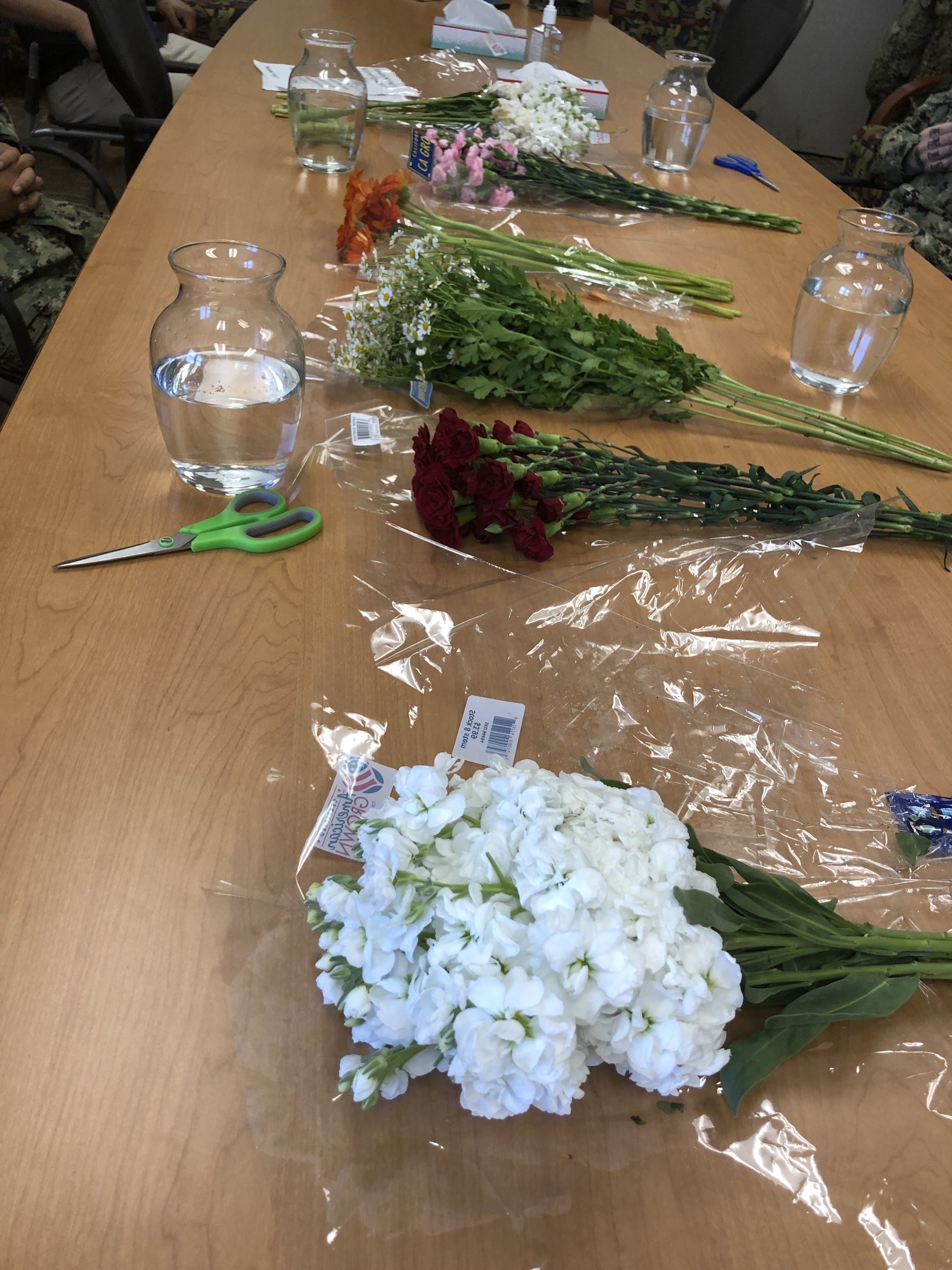 A Simple Mindfulness Activity For Groups Is Flower