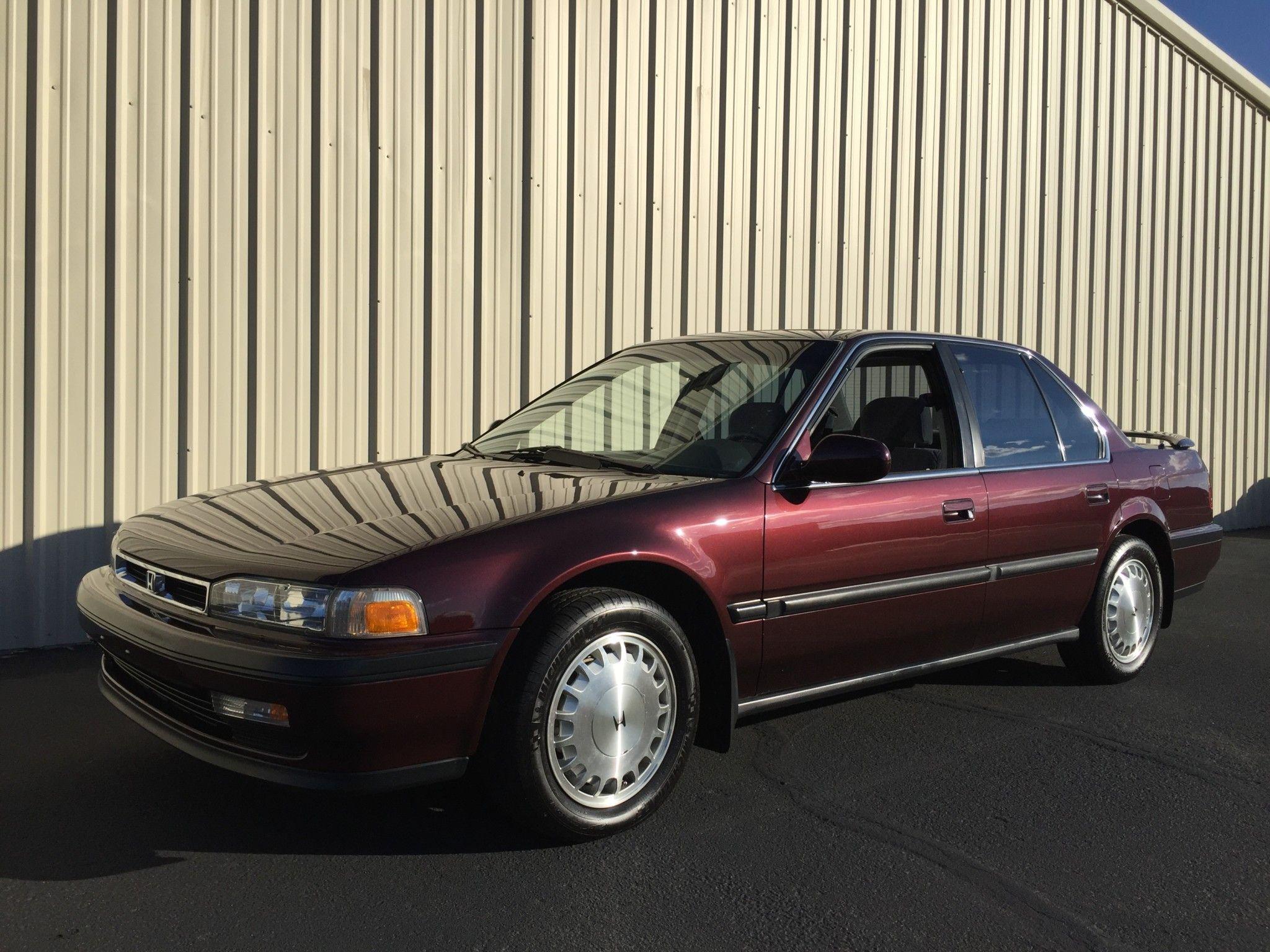 Kelebihan Honda Accord 1990 Top Model Tahun Ini