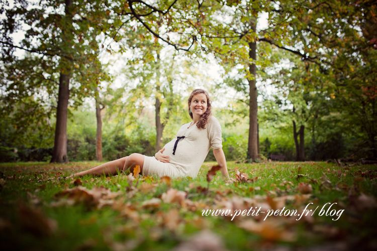 S ance photo grossesse parc floral grossesse ext rieur for Shooting photo exterieur foret