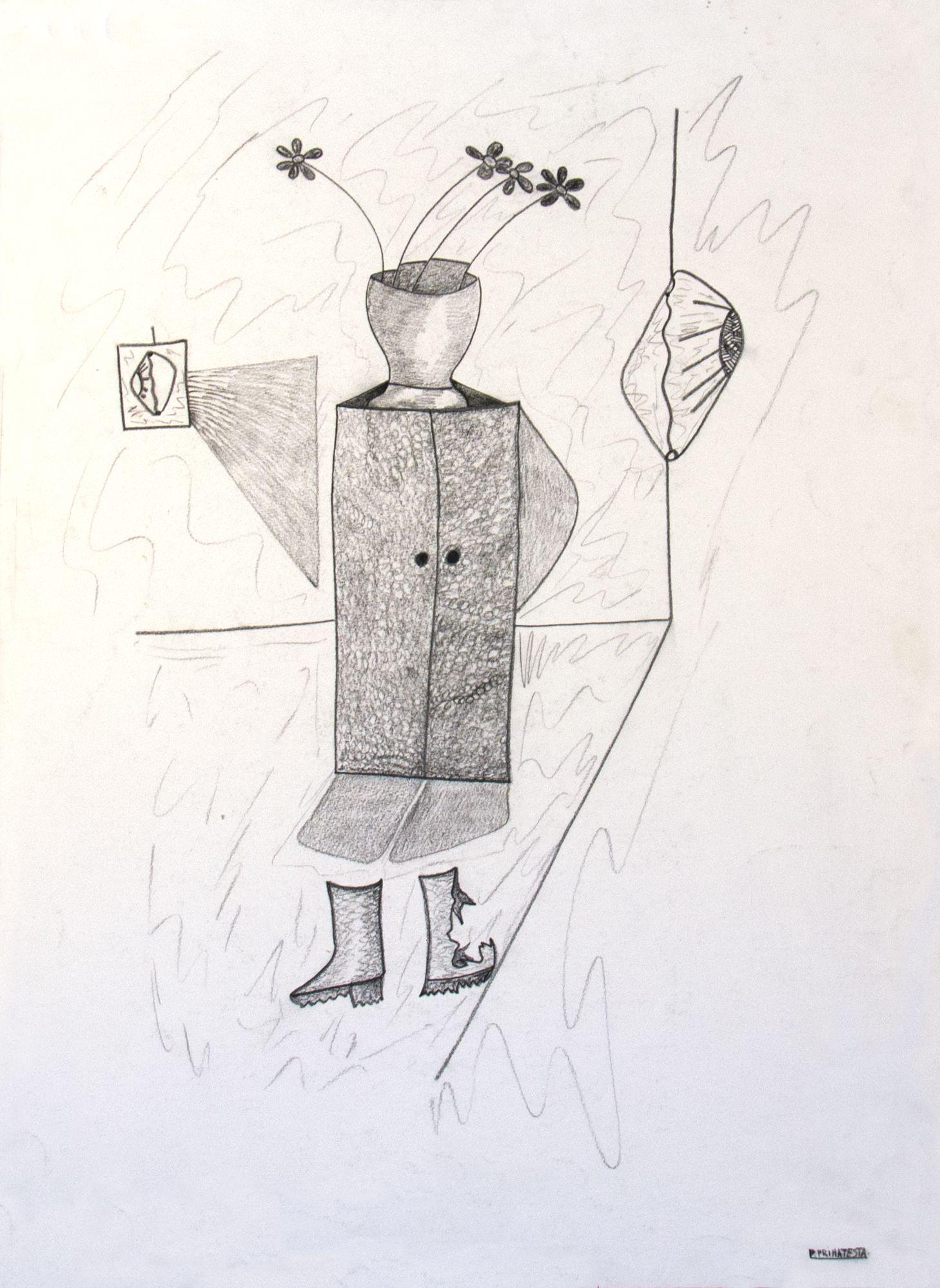 """I quadri di Paolo Primatesta: fotografati, elaborati e predisposti per l'impaginazione del libro """"Visioni Oniriche"""""""