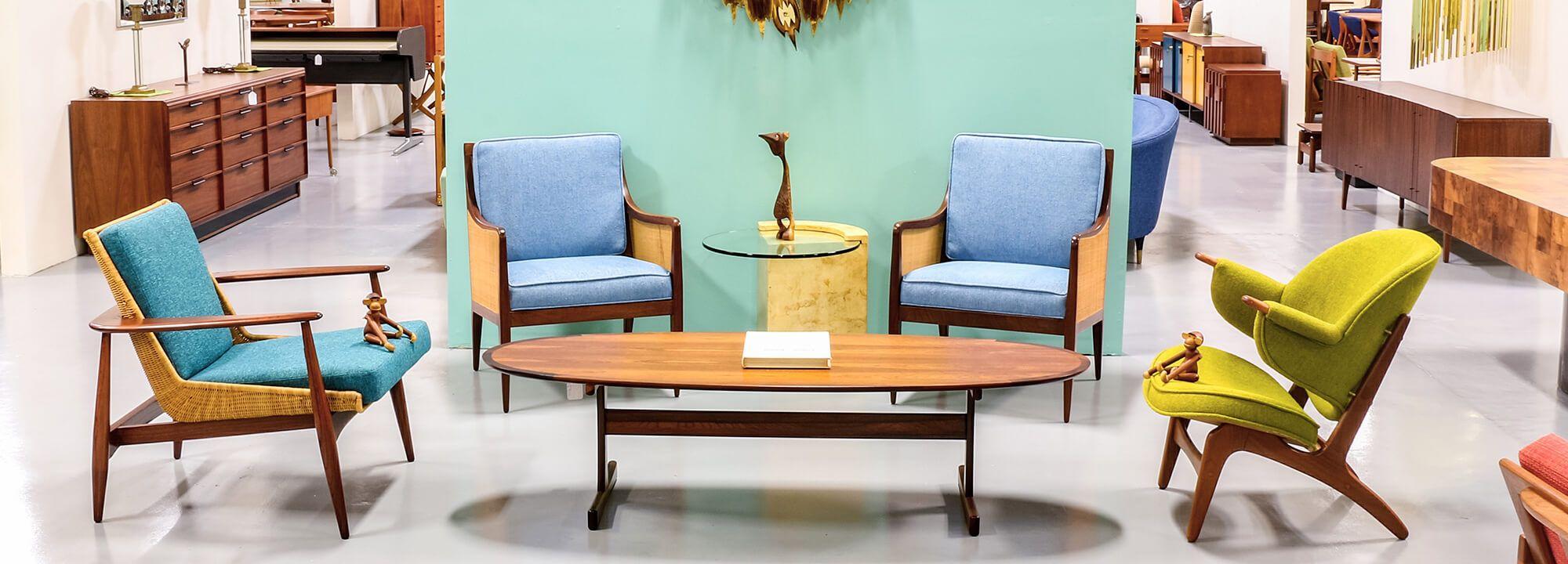 Shop Vintage Mid Century Modern Furniture U0026 Decor At Danish Modern. We  Supply Authentic Furnishings