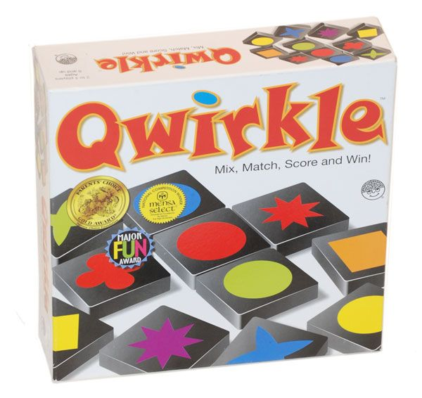 qwirkle game how to play