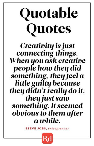 Quotable Quotes Awesome Creativity Comes Naturally Quotable Quotes Pinterest Quotable
