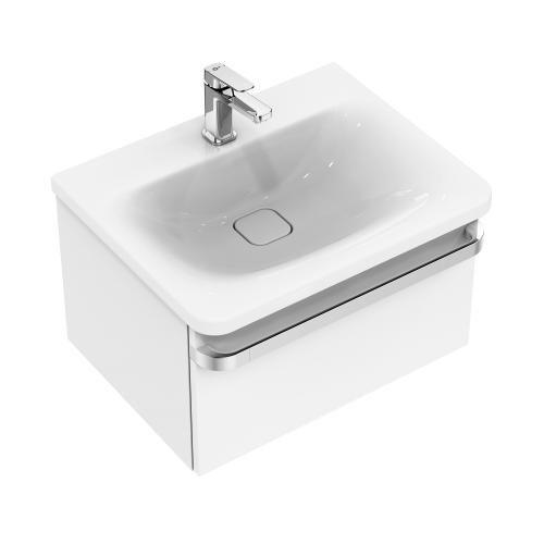 Ideal Standard Tonic Ii Mobel Waschtisch Weiss Mit Ideal Plus