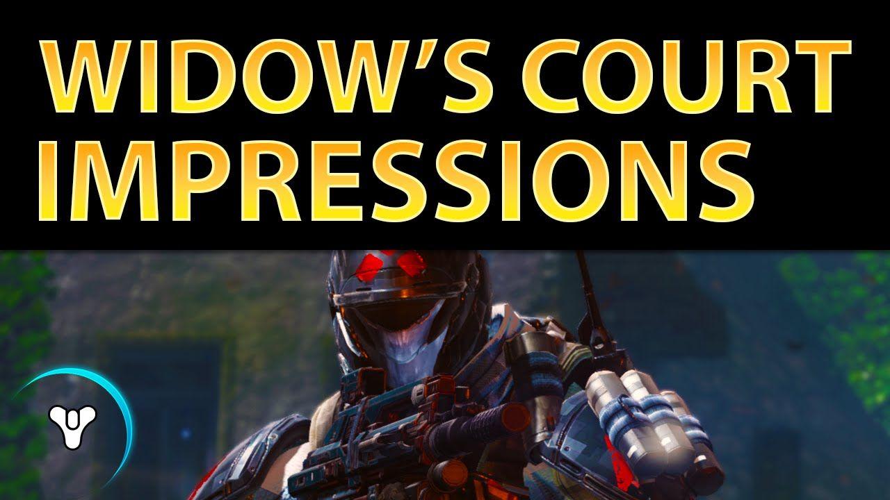 Planet Destiny: Widow's Court First Impressions & Gameplay