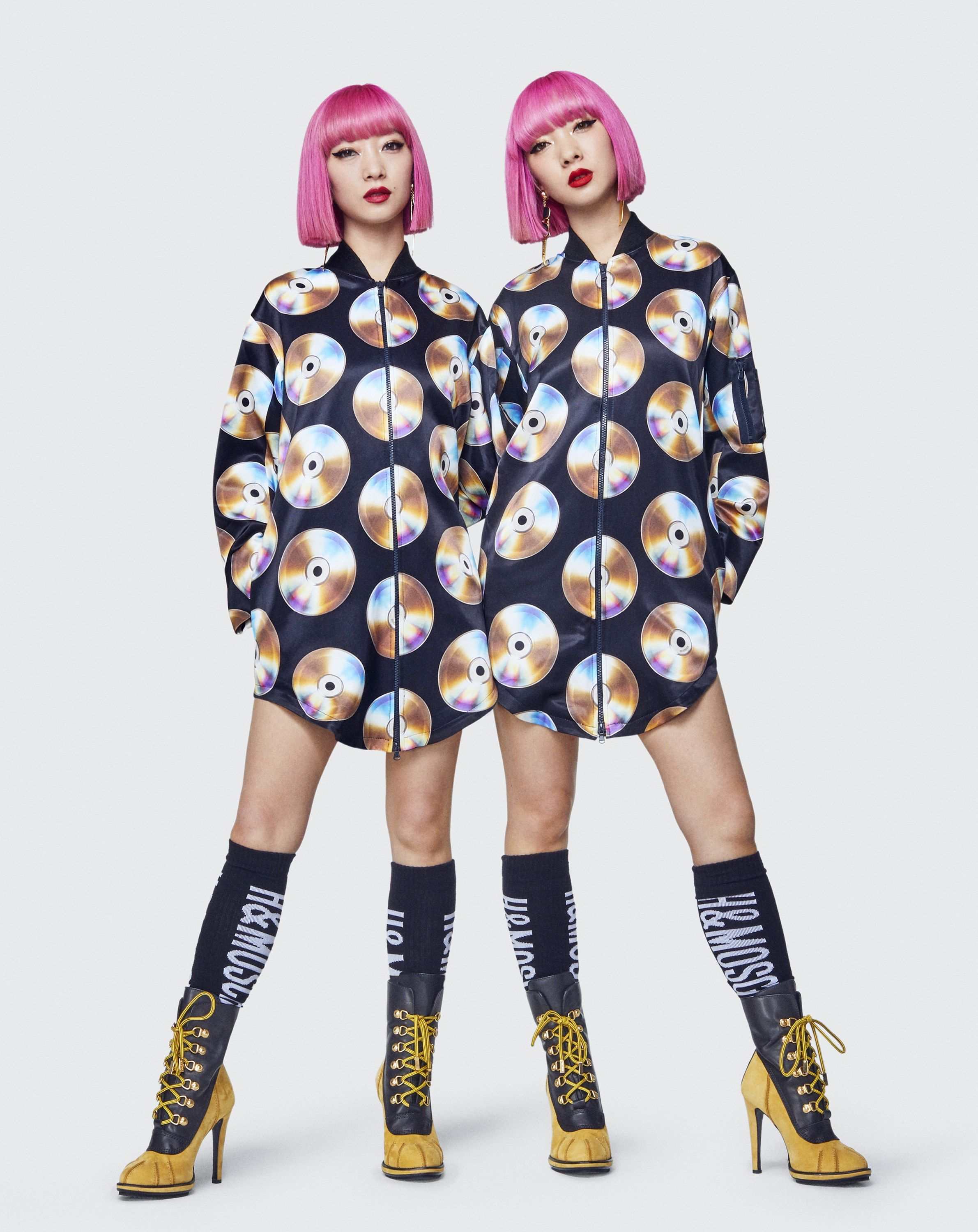 e10eb946c2 Moschino x H M  See Every Look From the Collaboration