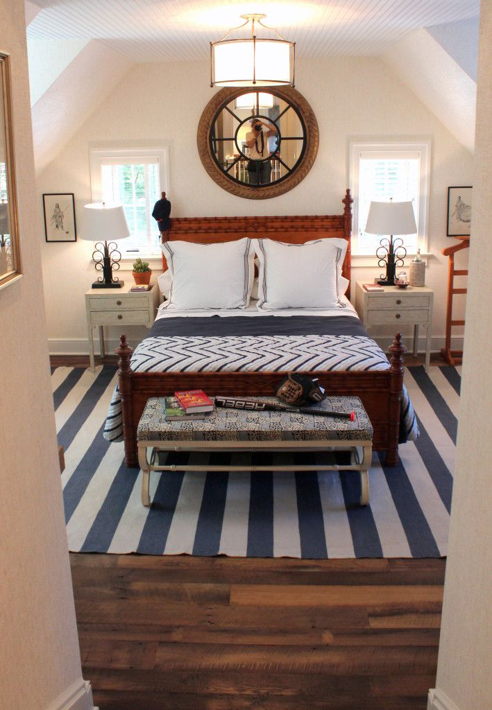 southern living idea house boys bedroom | Country Bedrooms ...