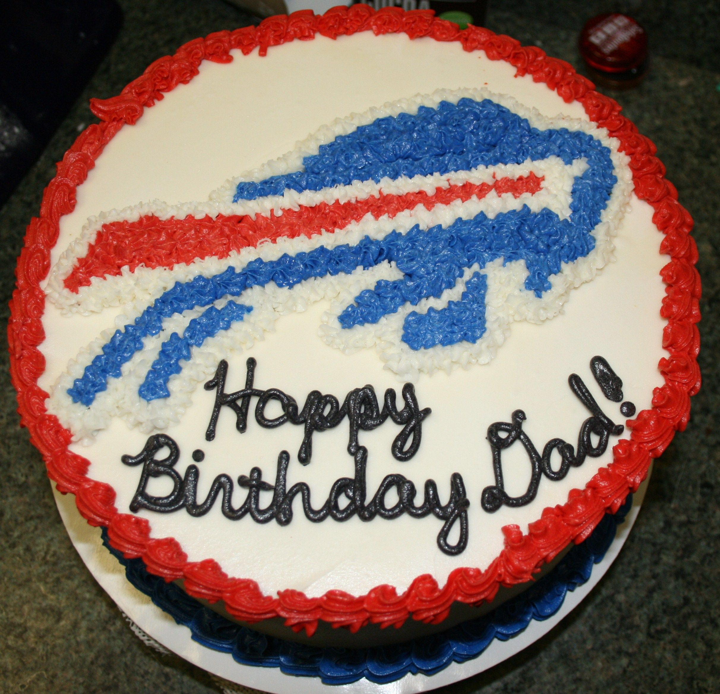 Buffalo Bills Cake Cakes Pinterest Buffalo Cake And Sport - Buffalo birthday cake