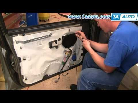 How To Install Replace Inside Door Handle Mercury Grand Marquis 98 02 1aauto Com Grand Marquis Door Handles Repair Videos