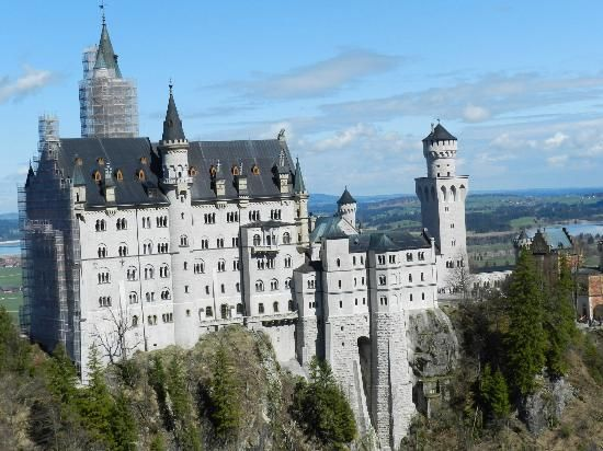 Neuschwanstein Castle Neuschwanstein Castle Day Tours Day Trips