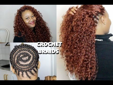 Superb How To Do Beautiful Crochet Braids Ponytail Youtube Diy Hairstyle Inspiration Daily Dogsangcom