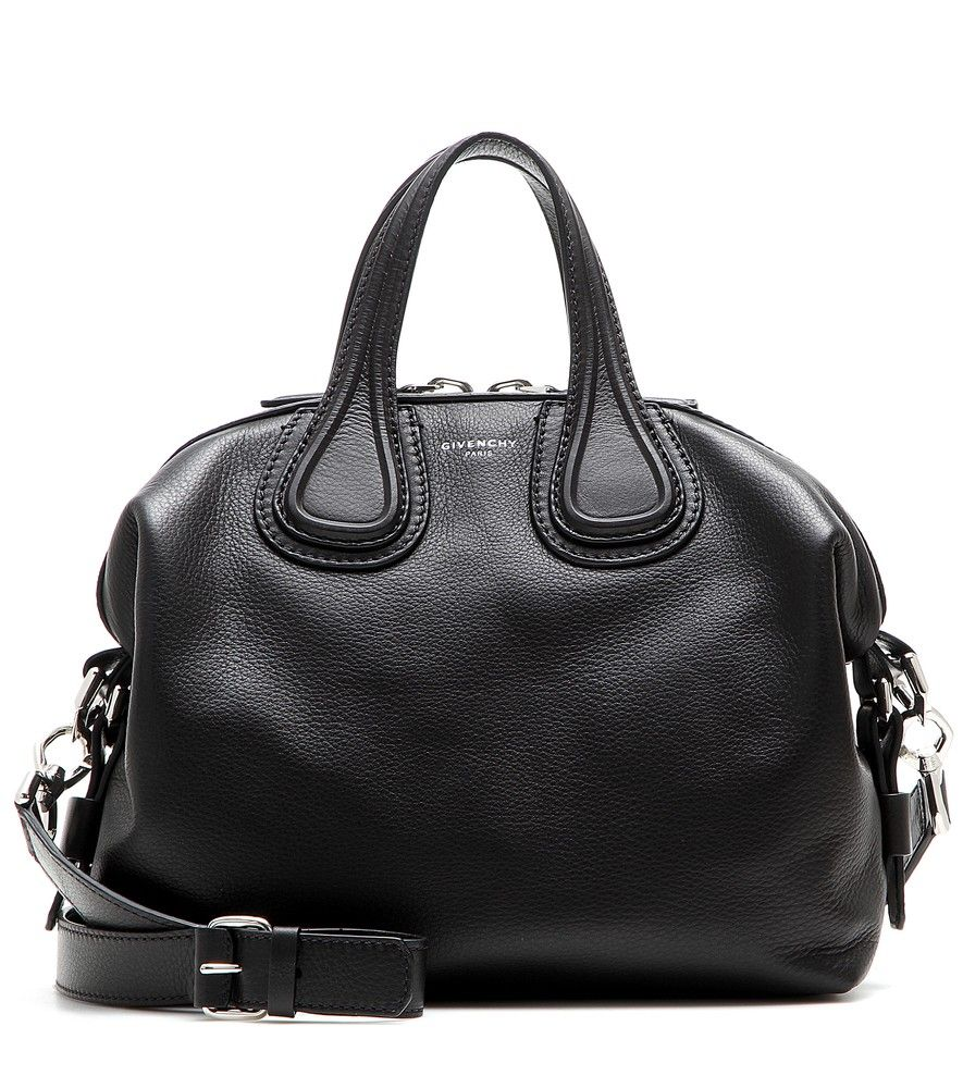 07885f56ad Givenchy - Nightingale Small leather tote - Exquisitely luxurious and  incredibly sophisticated