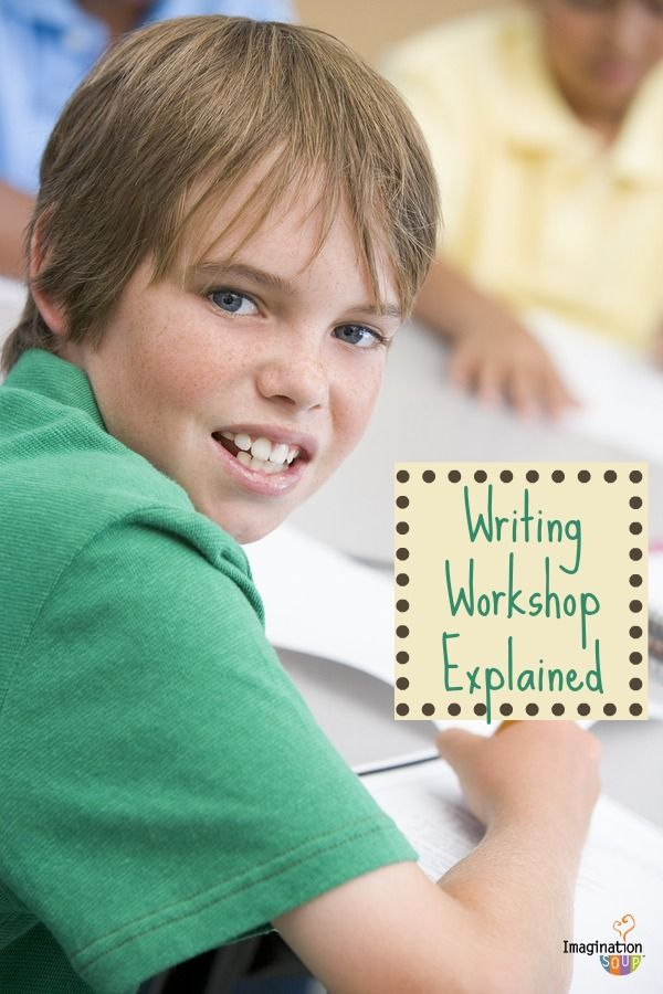 Writing workshop method explained & why it's the BEST for kids