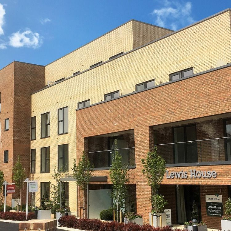 Two Bedroom Apartments London: Optima Windows Used In High Quality Retirement Housing