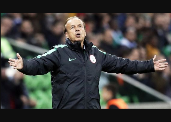 NFF denies owing Super Eagles coach Gernot Rohr 3months