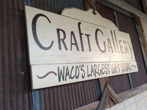 Craft Gallery Voted 1 in Waco Shopping. Home Decor