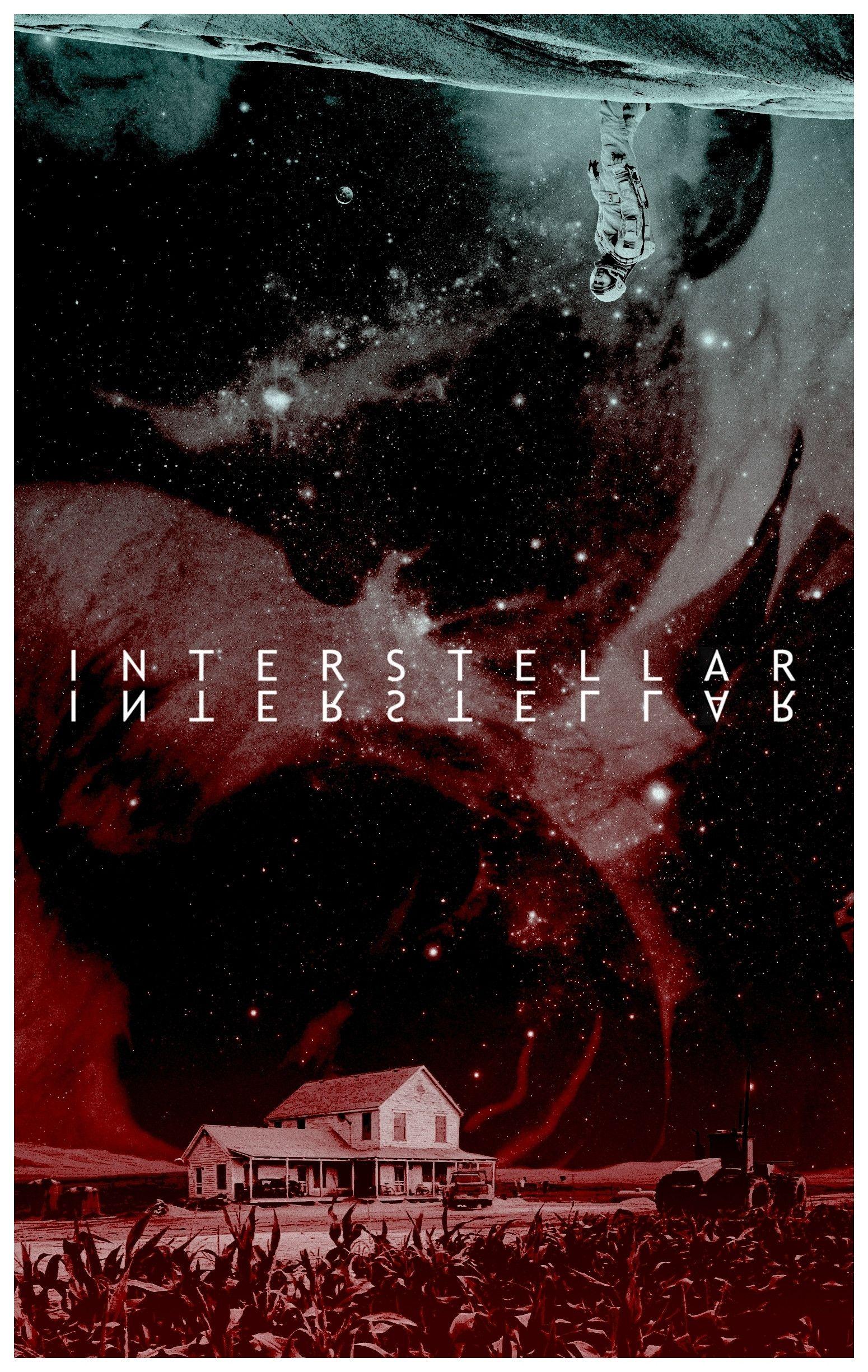 Interstellar #alternative #movie#art#poster #complex #illustration #film #creative