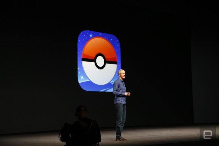 Pokémon Go coming to Apple Watch, phone still required to